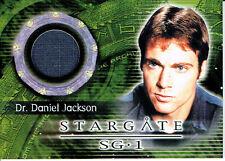 STARGATE SEASON 1-3 COSTUME CARD C2 DANIEL JACKSON