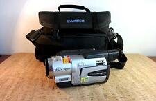 Sony Handycam DCR-TRV130 Digital-8 Camcorder W Extras