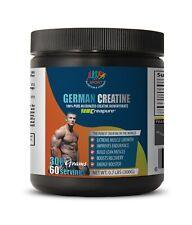 creatine powder - GERMAN CREATINE 300g - muscle strength supplement 1B