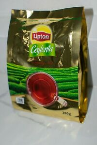 No.1 200g Lipton Ceylonta BOPF Approved Black Tea 100% Natural Tea Quality Brand