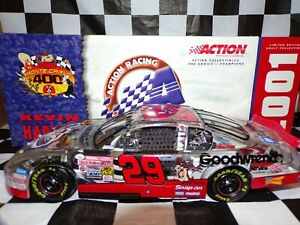 Kevin Harvick #29 GM Goodwrench/Looney Tunes 1:24 scale Action NASCAR 101982