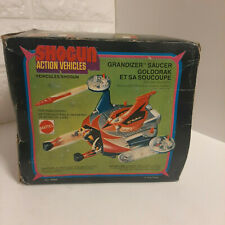 Goldrake Goldorak GA 37 Mattel Popy