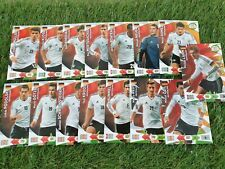 15x Panini XL Adrenalyn Road To World Cup 2014 Brazil Base Card Team Germany
