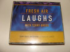 Fresh Air Laughs with Terry Gross 2003, 3 CDs Interviews With 21 Comedy Stars