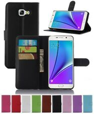 Wallet Leather Flip Case Cover For Samsung Galaxy A5 2016 A510 Genuine AuSeller