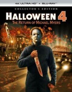 Halloween 4 return of michael myers- ULTRA 4K HD Blu Ray - sealed  - preorder