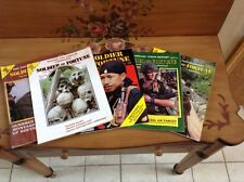 5 Soldier of Fortune magazines