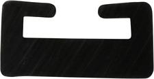 Ski-Doo Formula Mach 1 w/ 2-Up 1991 1992 Replacement Graphite Slides Black Pair