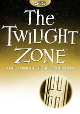 The Twilight Zone: Season 5 (Blu-ray Disc, 2011, 5-Disc Set)