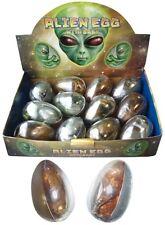 6 X Large alienígena Huevos Bebé Embrión en Baba Bolsa Fiesta Juguete Relleno Goo N14 100