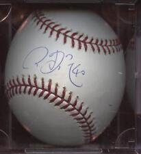 Chieng Ming Wang Single Signed Baseball B & E Holo