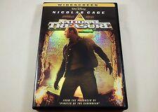 National Treasure DVD Nicolas Cage, Harvey Keitel, Jon Voight, Diane Kruger