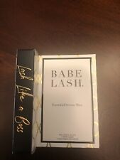 New BABE LASH - Essential Serum - Mini - 1 ml / 0.03 oz 4 Week Supply EyeLash