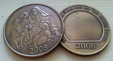 2008 Christmas Nativity Scene coin