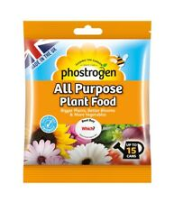 Phostrogen Soluble All Purpose Plant Food Feed Fertiliser 15 Watering Cans new