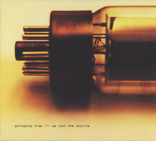 Porcupine Tree  We Lost The Skyline  CD ep  Transmission Recordings NEW Digipack