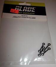 Blade Rotor Head Linkage Set (4): 120SR #BLH3115 NIP