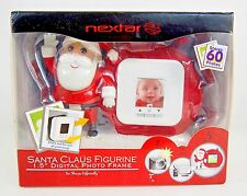 Digital Photo Frame Santa Claus Christmas Nextar 8 MB Figurine Color Pictures