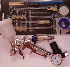 MINI Smart Repair PISTOLA A SPRUZZO + Kit di pulizia titolare Gauge