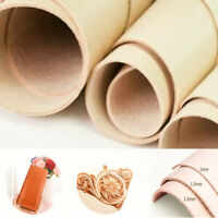 DIY Craft Cowhide Vegetable-tanned Leather Fabric Wallet Luggage Bags Material