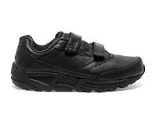 Brooks Addiction Walker V-strap Women US 7 D Black Walking Shoe 2510