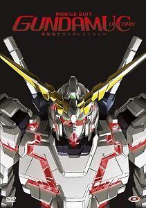 Dvd Mobile Suit Gundam Unicorn - Serie Completa - Standard Edition (4 DVD)