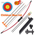 36.5'' Split Bow and Arrow Set for Children/Youth Archery Bow Shooting Practice