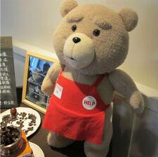 18'' Ted Movie Teddy Bear Shirt Plush Stuffed Animal Soft Toys Doll Pillow 46CM