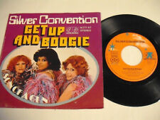 """SILVER CONVENTION Get Up And Boogie  7"""""""