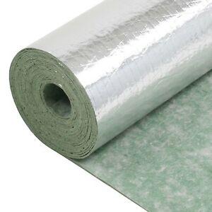 QA - TimberTech2 Silver - 2mm - Laminate/Wood Underlay - 10m² Roll