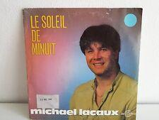 MICHAEL LACAUX Le soleil de miuit DA/ML 027