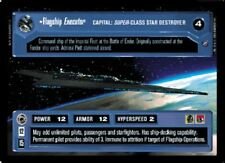 Star Wars CCG Flagship Executor | Death Star II | NM/Mint + Bonus!
