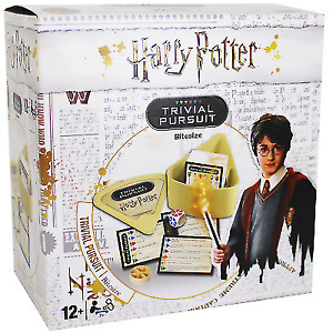 Winning Moves Trivial Pursuit Harry Potter Volume 1 Game - 36658