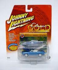 Artículos de automodelismo y aeromodelismo color principal azul Pontiac de escala 1:64