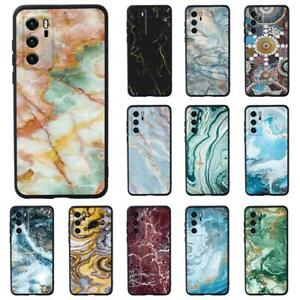 Marble Sign Silicone Phone Case Cover For Huawei P Smart 2019 /P Smart PLUS 2019