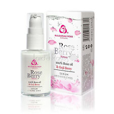 EYE CONTOUR SERUM ROSE BERRY NATURE WITH BULGARIAN ROSE OIL & GOJI BERRY EXTRACT
