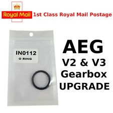 Element Airsoft AEG Piston Head O Ring Seal 24mm For V2 V3 gearboxes