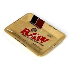 RAW Classic Mini Metal Rolling Tray for Rolling Machine-  RYO