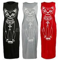 Plus Size Womens Long Maxi Dress Summer Party Beach Holiday Casual Boho Sundress