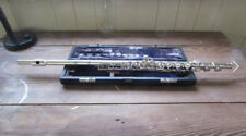 Solid Silver Flute Yamaha YFL43 (equivalent to YFL411).