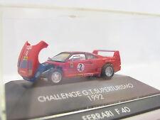 Herpa Ferrari F40 Challenge G.T. Superturismo 1992 PC- OVP (G293)
