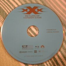 xXx: Return of Xander Cage ( Blu-ray disc only ) Like New