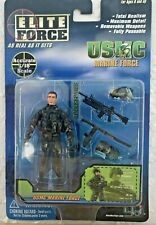 Elite Force BBI Our war Ultimate Soldier 1:18 USMC RIFLEMAN  MINT ON CARD