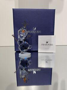 Swarovski 5135880 Olaf aus Disney Frozen Die Eiskönigin – Völlig unverfroren NEU