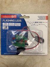 Flashing Leds - Diy Soldering Mini Kit Project - Velleman Mk102