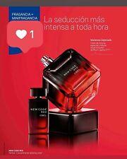 New Code Red by L'bel 3oz Perfume Men lbel esika cyzone
