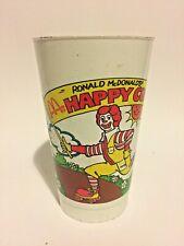 More details for original retro collectible ronald mcdonalds happy cup 1983 golden arches