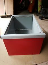More details for metal storage drawers with runners for tools etc
