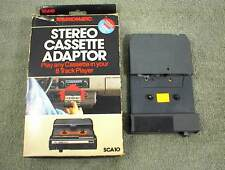 SPARKOMATIC STEREO CASSETTE ADAPTOR SCA10 KRACO KCA-7 8 TRACK PLAYER