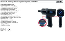 """ARIA COMPRESSA AVVITATORE 20 mm (3/4"""") 1756 NM"""